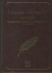 L-S slovnik obalka