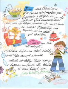 Slniečko č. 4, december 2013, str. 5 Ilustrácie: Juraj Martiška