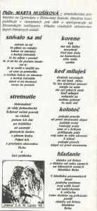Literra, príloha Gemerských zvestí jún 2000