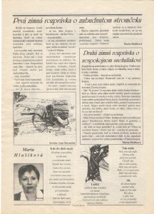 Littera, príloha Gemerských zvestí 2000 nultý ročník, č. 6