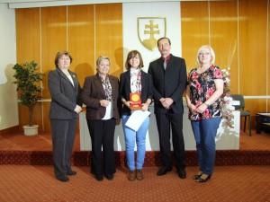 Hlavnú cenu získala Nicol Hochholczerová, o ktorej ešte v literatúre budeme počuť