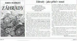 Mosty, ročník 16, č. 1 z 2. 1. 2007