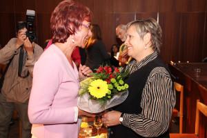 Moja priateľka Tatiana Kršková, ktorá pre kultúru a literatúru priam dýcha