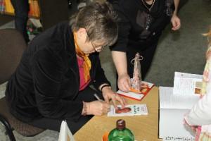 A na konci autogramiáda :)