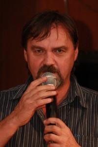 Marián Lacko, pohotový moderátor akcie