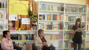 V rámci Dní detskej knihy spoznávam šikovných čitateľov z Vranova