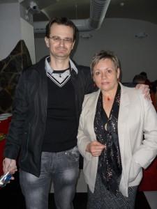 S Petrom Gajdošíkom, autorom literatúry pre deti