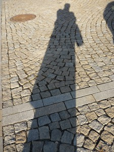 Ja na námestí v Spišskej Sobote :)