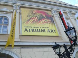 Začal sa 1. ročník medzinárodného kultúrneho podujatia v Rimavskej Sobote Atrium art