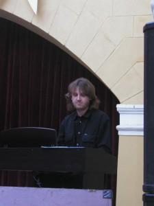 Ondřej Fuciman, autor hudby