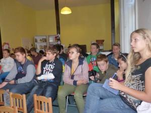 Medzi staršími žiakmi rastú budúci fotografi :)
