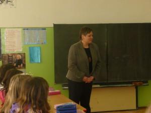Vediem netradičnú hodinu slovenského jazyka u štvrtáčikov