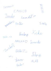podakoanie za besedu podpisy