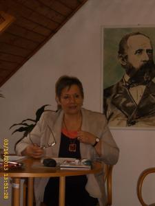 Sedieť pod portrétom Dobšinského je česť :)