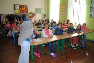 Ešte inštrukcie pani učiteľky Poloreckej a môžeme začať :)
