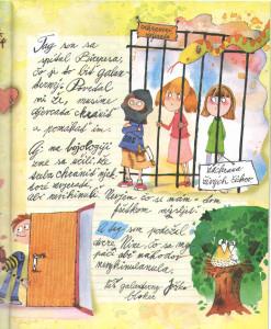 Slniečko č. 9, máj 2014, str. 9. Ilustrácie: Juraj Martiška