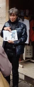 Histórickým námestím Košíc nás sprevádza pán Milan Kolcun