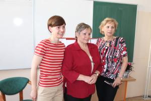 S pani Mgr. Nemlahovou a Mgr. Jantolárovou