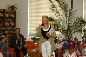 Pani Masárová to s deťmi vie :)