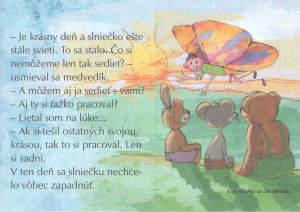 Zvonček, január 2013. Ilustroval Ján Mikulčík