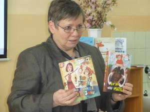 Predstavujem deťom dve svoje knižky prekladov od českého autora Jiřího Holuba.