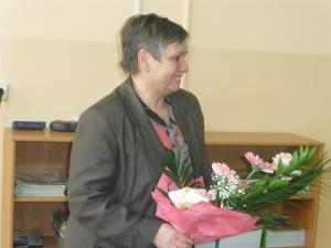 ...a kvetinové poďakovanie od detí :)