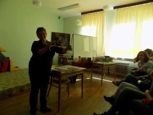 Obrázok z Dní slovenskej literatúry 2014