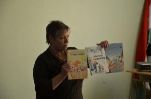 Tieto tri knihy majú rovnakú ilustrátorku - Alenu Wagnerovú
