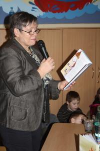 """Teraz čítam ja, o chvíľu budú čítať deti a ja z nich vyberiem toho """"naj"""" spisovateľa."""