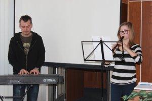 Hudobný program v réžii ZUŠ v Rimavskej Sobote