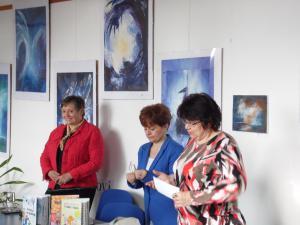Víta ma pani riaditeľka Mgr. Iveta Kyseľová