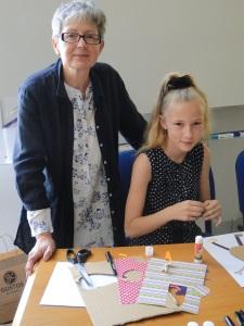 Alena Wagnerová, ktorá mi ilustrovala tri knihy pre deti, dáva budúcim výtvarníkom cenné rady.