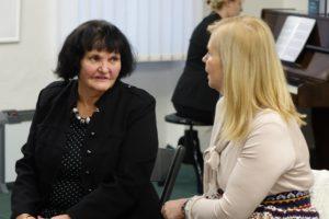Dve súčasné lučenské autorky - poetka Hana Košková a prozaička Iveta Zaťovičová