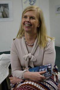 Iveta Zaťovičová, autorka knihy Kľukatenie :)